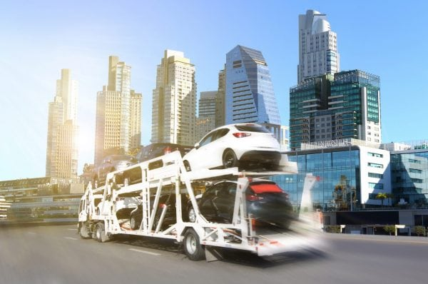 Open Auto Transport Carriers