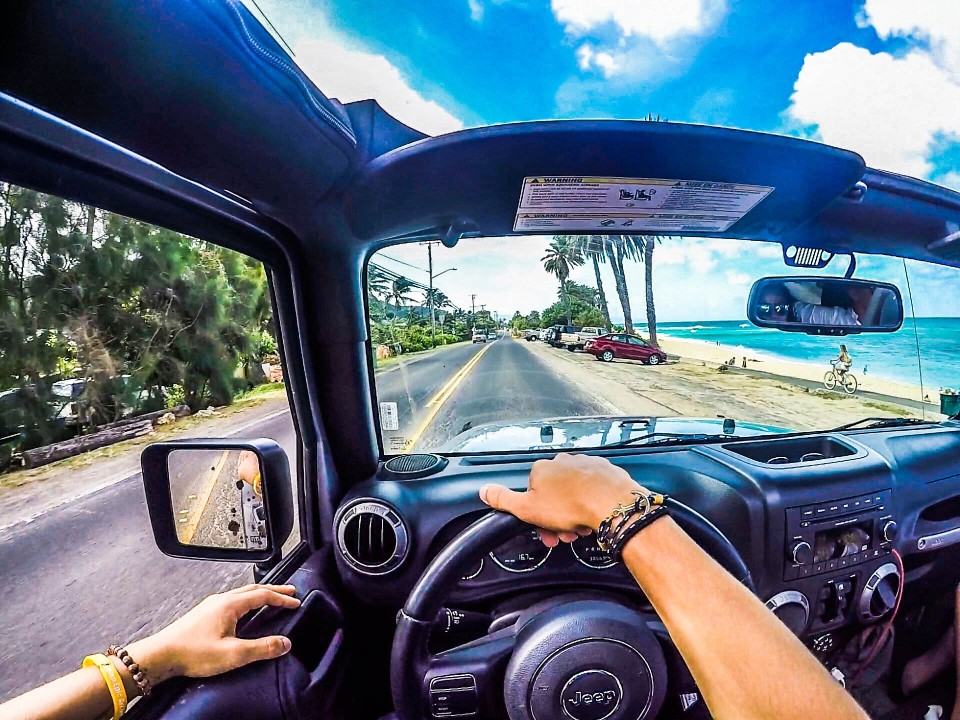 Auto transport services to hawaii