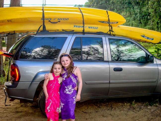 Kayaking the kalihiwai river on kauai t20 yxdqr4