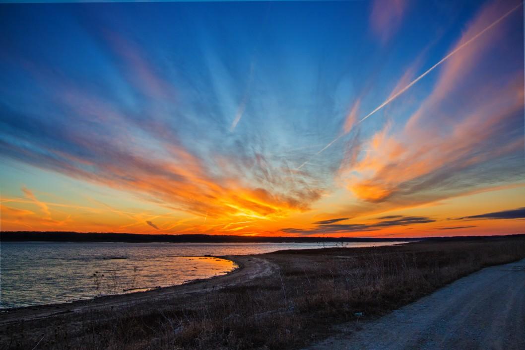 Sunset lake t20 enmbyk