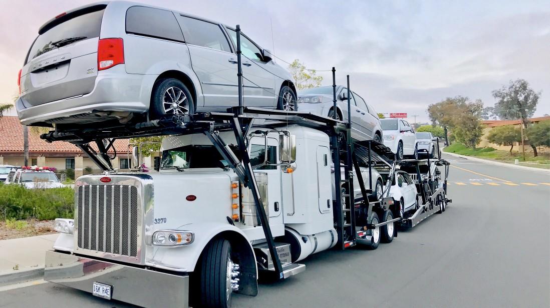 Car Shipping and Car Movers | Truck, RV, ATV | Mercury Auto