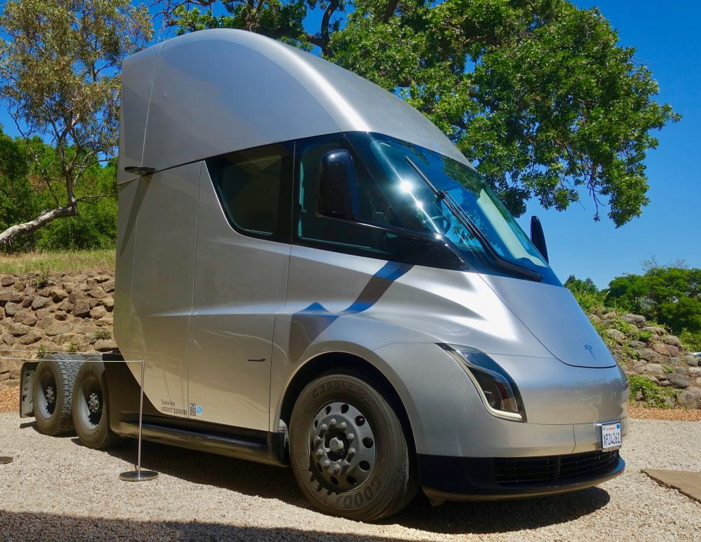 Tesla and the Auto Transport Industry