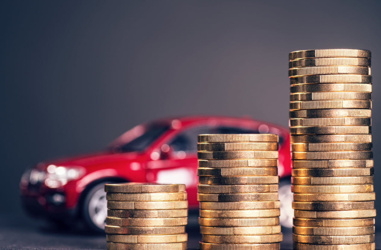 budgeting for an exotic car