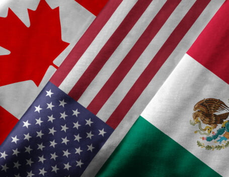 Cars coming into the U.S. from Mexico and Canada must meet certain requirements.