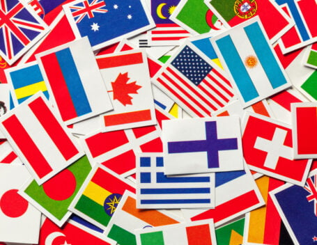 a collection of global flags