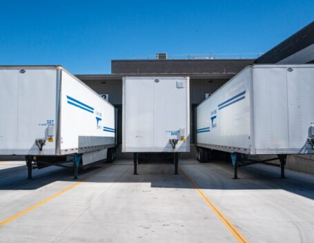 types of auto transport trailers
